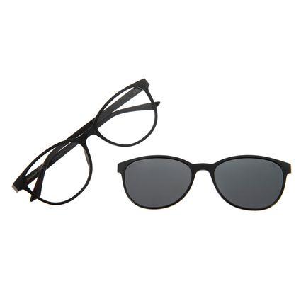 Armação Para Óculos De Grau Feminino Multi Chilli Beans Preto LV.MU.0299-0401