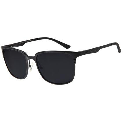 Óculos de Sol Masculino Chilli Beans Esportivo Preto OC.AL.0109-0101