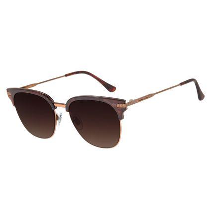 Óculos de Sol Feminino Chilli Beans Jazz Marrom OC.CL.2718-5702