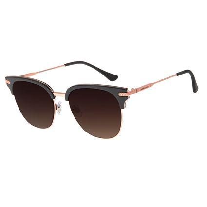Óculos de Sol Feminino Chilli Beans Jazz Tartaruga  OC.CL.2718-5738