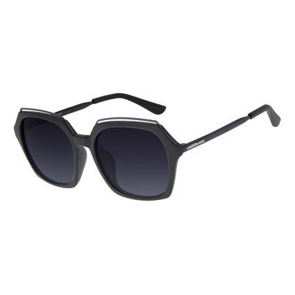 Óculos de Sol Feminino Chilli Beans Quadrado Fosco  OC.CL.2875-2031