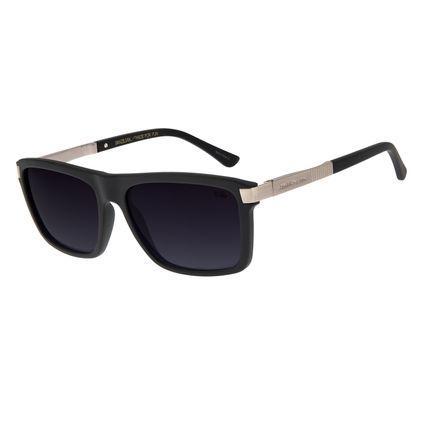 Óculos de Sol Unissex Chilli Beans Quadrado Polarizado Degradê OC.CL.2878-2001