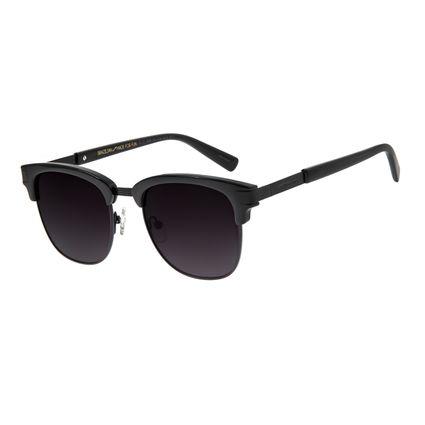Óculos de Sol Unissex Chilli Beans Jazz Preto OC.CL.2888.2001  OC.CL.2888-2001