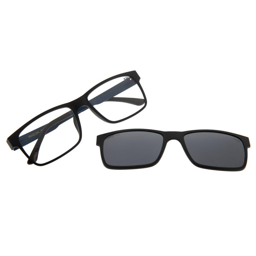 Armação Para Óculos De Grau Masculino Multi FoscoLV.MU.0137-0431