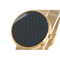 Relógio Digital Feminino Chilli Beans Metal Dourado RE.MT.0915-2221.5