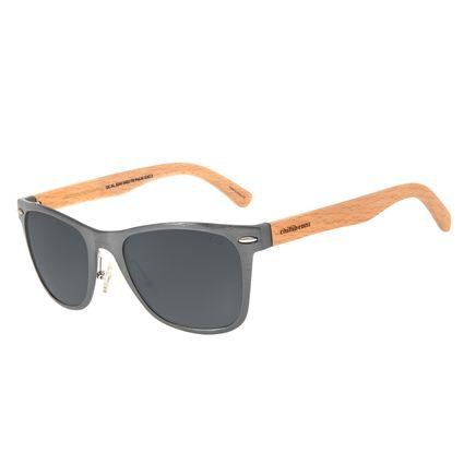 Óculos de Sol Masculino Chilli Beans Polarizado Ônix OC.AL.0243-0422