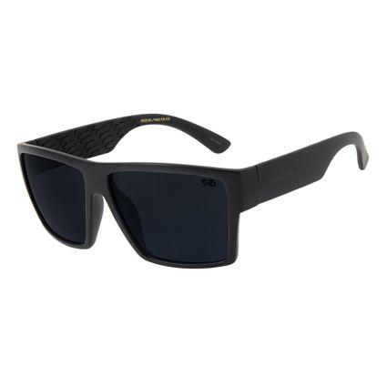 Óculos De Sol Masculino Chilli Beans Quadrado Preto OC.CL.2843-0101