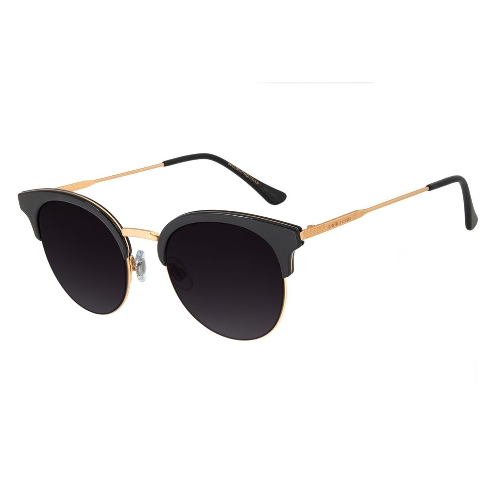 Óculos De Sol Feminino Chilli Beans Jazz Preto OC.CL.2882-2001