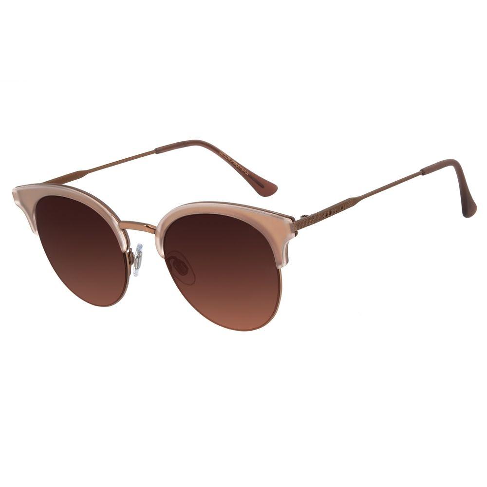 Óculos De Sol Feminino Chilli Beans Jazz Marrom OC.CL.2882-5702