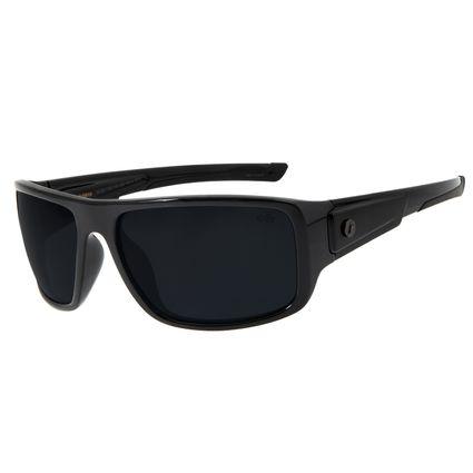 Óculos de Sol Masculino Chilli Beans Esporte Polarizado PretoOC.ES.1155-0101