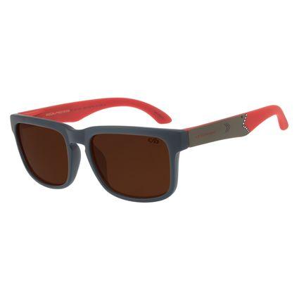 Óculos De Sol Infantil Chilli Beans Bossa Nova Shark Azul OC.KD.0601-0208