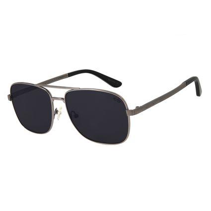 Óculos de Sol Masculino Chilli Beans Executivo Ônix OC.MT.2702-0122