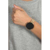 Relógio Digital Feminino Chilli Beans Metal Dourado RE.MT.0915-2221.4