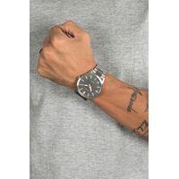 Relógio Analógico Masculino Chilli Beans Hammered Prata RE.MT.0931-2207.4