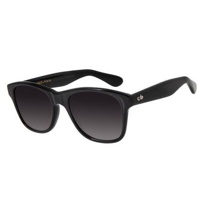 Óculos De Sol Masculino Chilli Beans Bossa Nova Cinza Escuro OC.CL.1549-2022