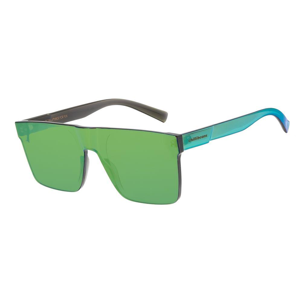 Óculos de Sol Masculino Chilli Beans Summer Block Amarelo OC.CL.2663-0909