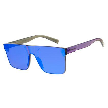 Óculos de Sol Masculino Chilli Beans Summer Block Espelhado OC.CL.2663-3232
