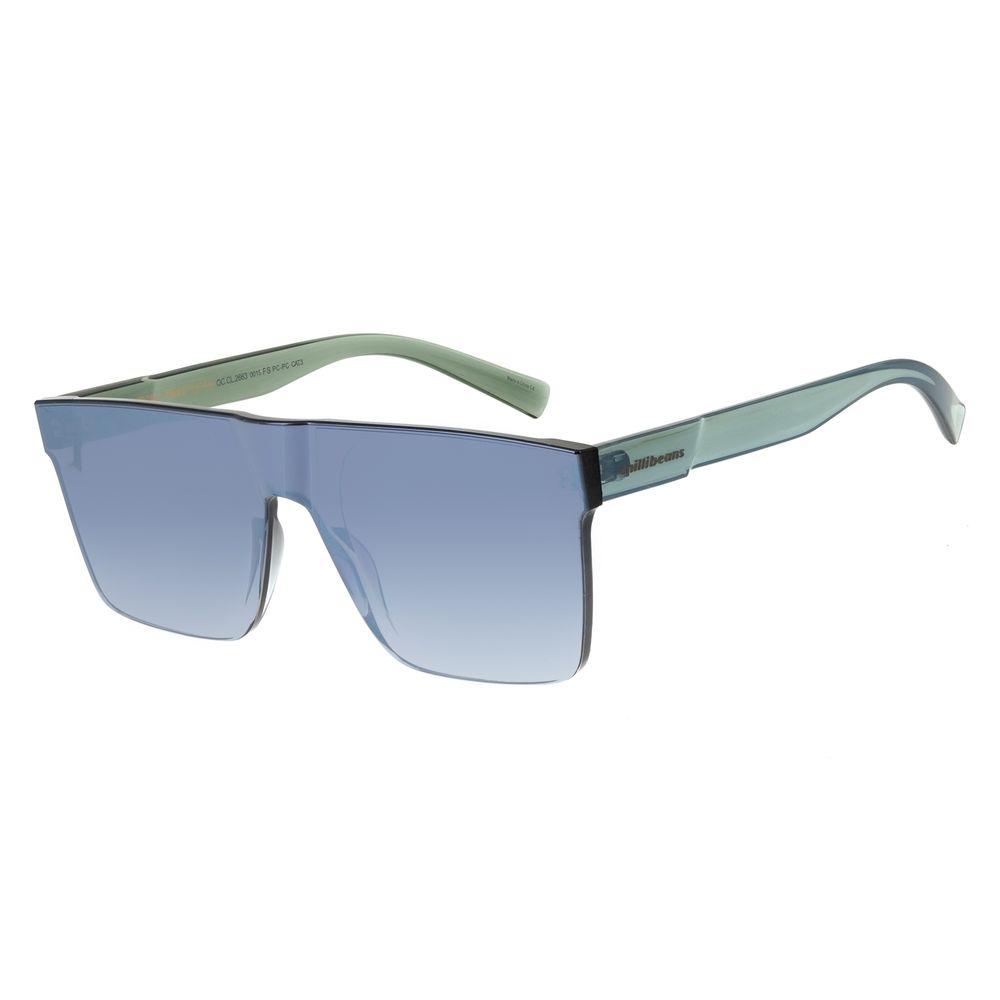Óculos de Sol Masculino Chilli Beans Summer Block Verde OC.CL.2663-0015