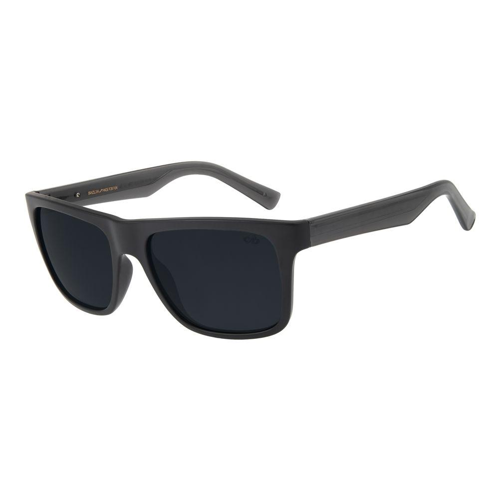 Óculos de Sol Masculino Chilli Beans Preto Polarizado OC.CL.2863-0101
