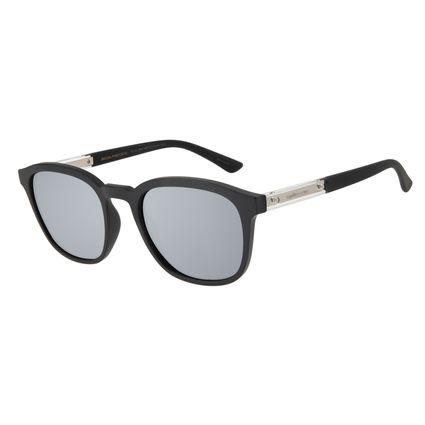 Óculos de Sol Unissex Chilli Beans Quadrado Preto OC.CL.2864-0001