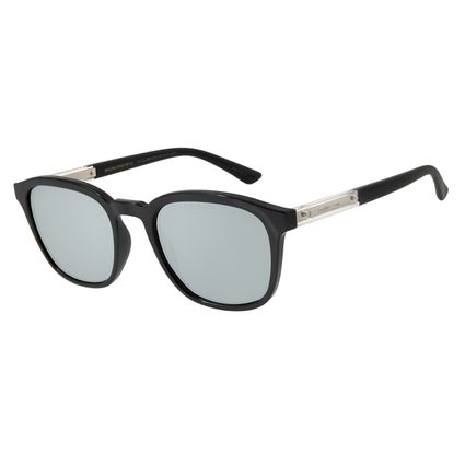 Óculos de Sol Unissex Chilli Beans Quadrado Espelhado OC.CL.2864-3201