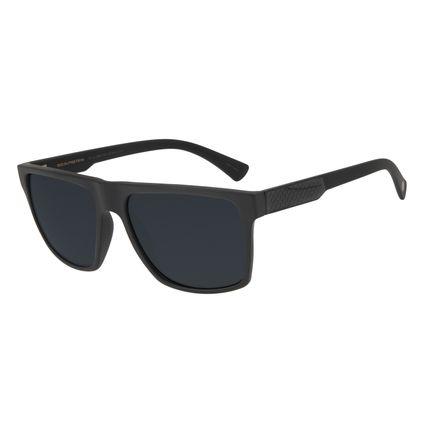 Óculos de Sol Chilli Masculino Beans Bossa Nova Preto Polarizado OC.CL.2865-0101