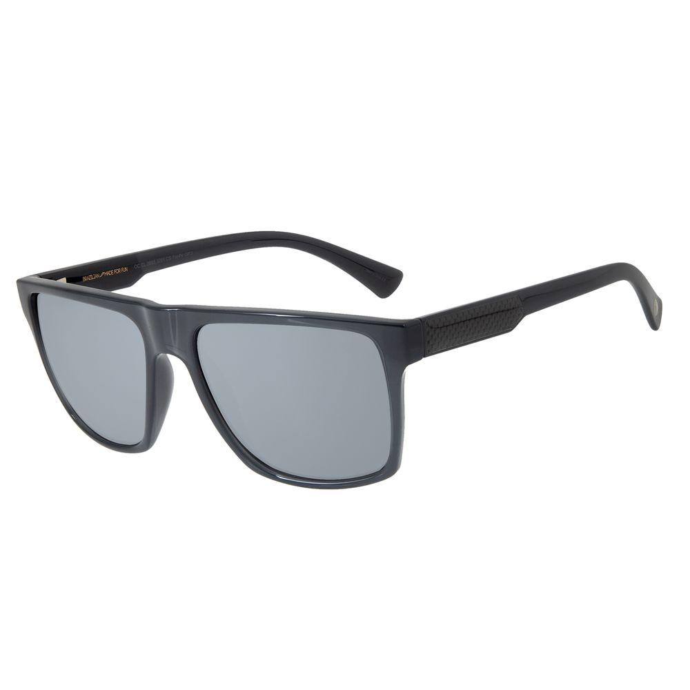 Óculos de Sol Chilli Masculino Beans Bossa Nova Preto Polarizado OC.CL.2865-3201