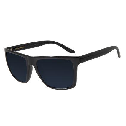 Óculos de Sol Masculino Chilli Beans New Sport Preto Brilho OC.ES.1198-0130