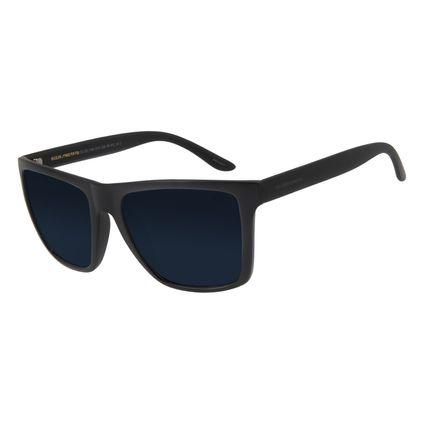 Óculos de Sol Masculino Chilli Beans New Sport Preto Fosco OC.ES.1198-0131
