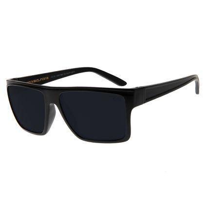 Óculos de Sol Infantil Chilli Beans Bossa Nova Preto  OC.KD.0599-0401