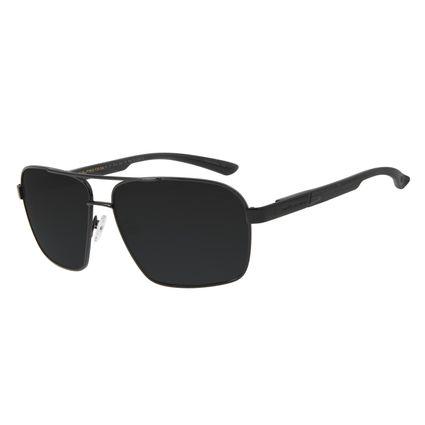 Óculos de Sol Masculino Chilli Beans Executivo Preto Polarizado OC.MT.2710-0101
