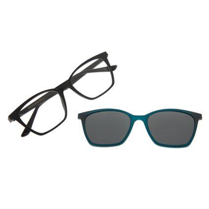 Armação Para Óculos De Grau Feminino Chilli Beans Multi Preto LV.MU.0106-0401