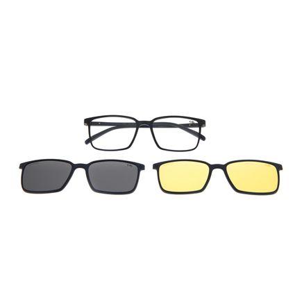 Armação Para Óculos De Grau Masculino Chilli Beans Multi Azul Escuro LV.MU.0298-9090