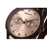 Relógio Analógico Feminino Chilli Beans Signos Sol & Lua Marrom RE.MT.0863-9595.6