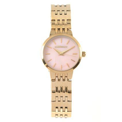Relógio Analógico Feminino Chilli Beans Metal Dourado RE.MT.0889-8021