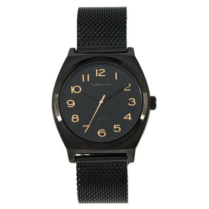 Relógio Analógico Masculino Chilli Beans Time Piece Preto RE.MT.0926-0101