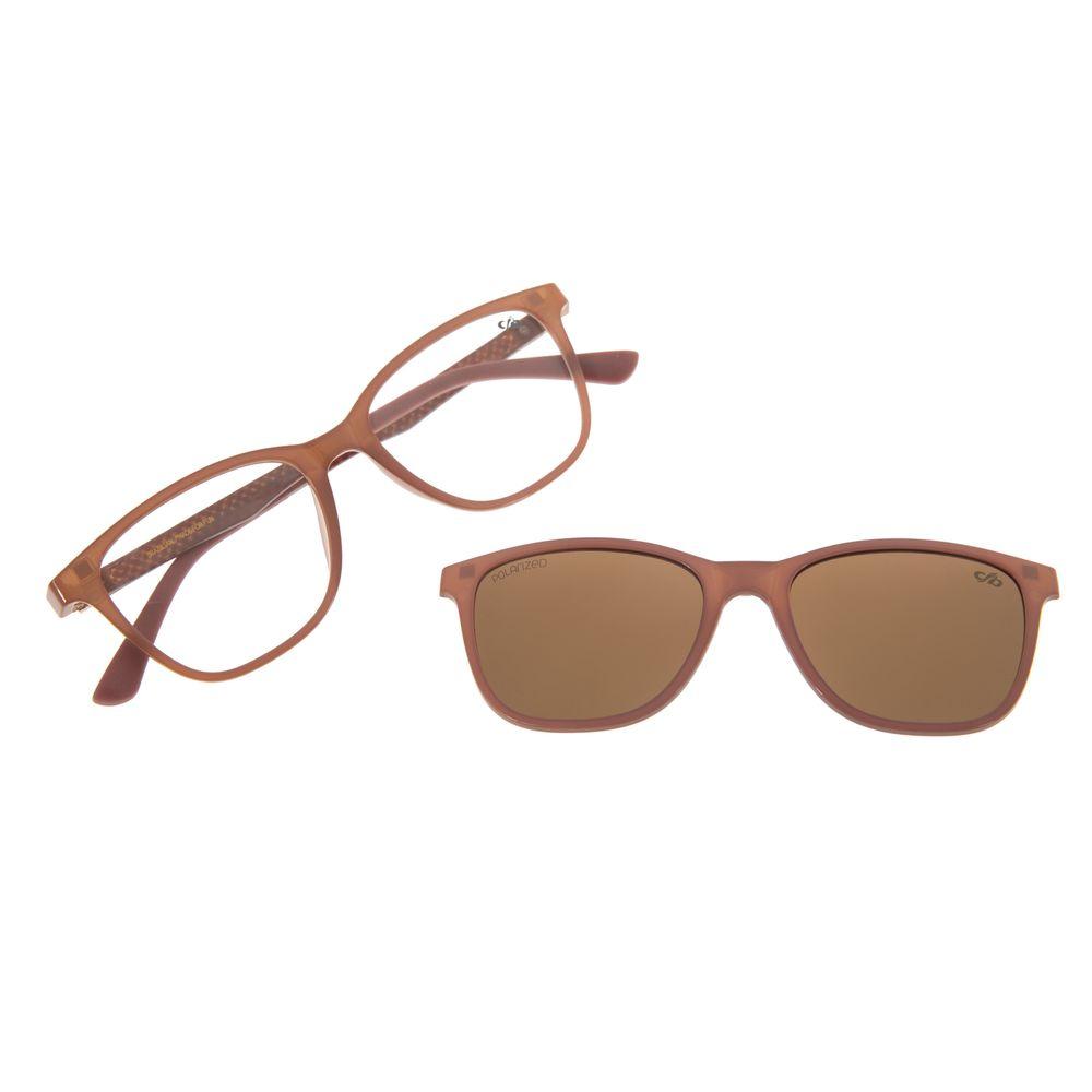 Armação Para Óculos Grau Feminino Chilli Beans Multi Rosa Polarizado LV.MU.0252-0213