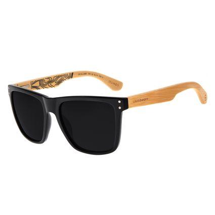Óculos de Sol Masculino Chilli Beans Signos Preto Chapada Diamantina OC.CL.2895-0101