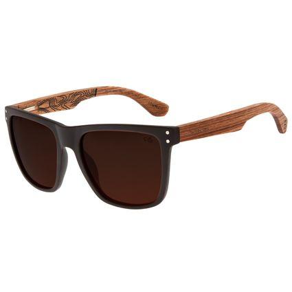 Óculos de Sol Masculino Chilli Beans Signos Marrom Chapada Diamantina OC.CL.2895-0202