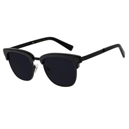 Óculos de Sol Unissex Chilli Beans Signos Sol & Lua Preto OC.CL.2896-0101