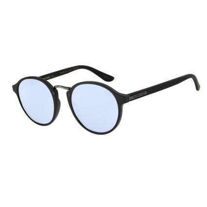 Óculos de Sol Unissex Chilli Beans Signos Capricórnio Preto OC.CL.2897-0101
