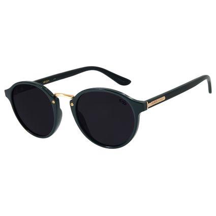 Óculos de Sol Unissex Chilli Beans Signos Virgem Verde OC.CL.2897-0515