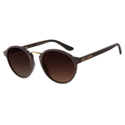 Óculos de Sol Unissex Chilli Beans Signos Touro Marrom OC.CL.2897-5702