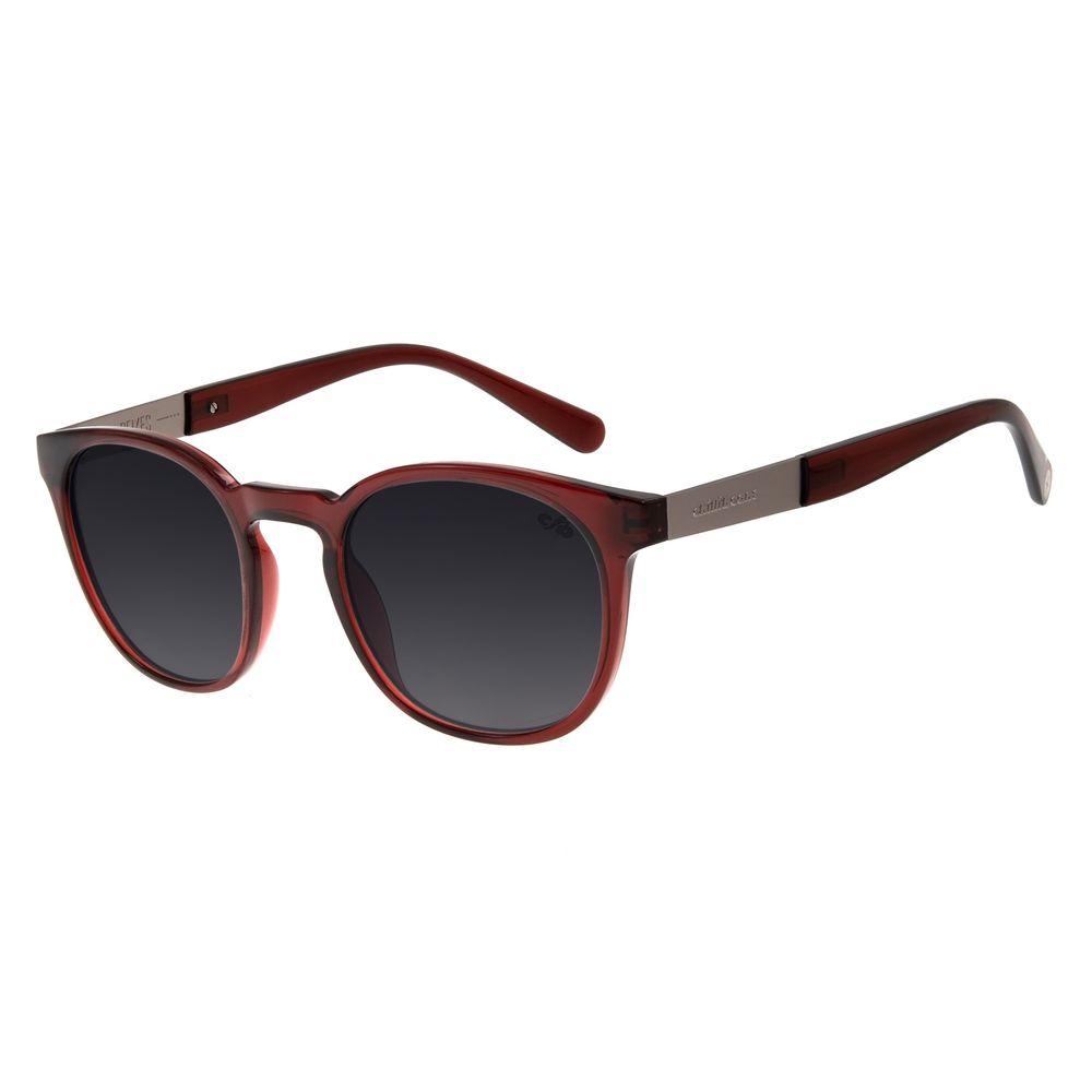 Óculos de Sol Masculino Chilli Beans Signos Peixes Vinho OC.CL.2898-2017