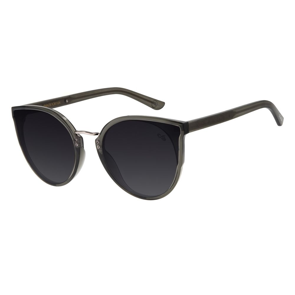 Óculos de Sol Feminino Chilli Beans Preto Signos Doze Casas OC.CL.2899-2001