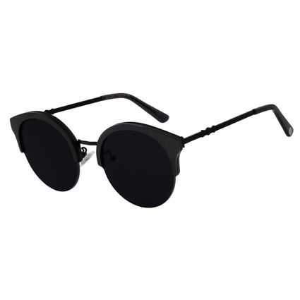 Óculos de Sol Feminino Chilli Beans Signos Lua Preto OC.MT.2744-0101