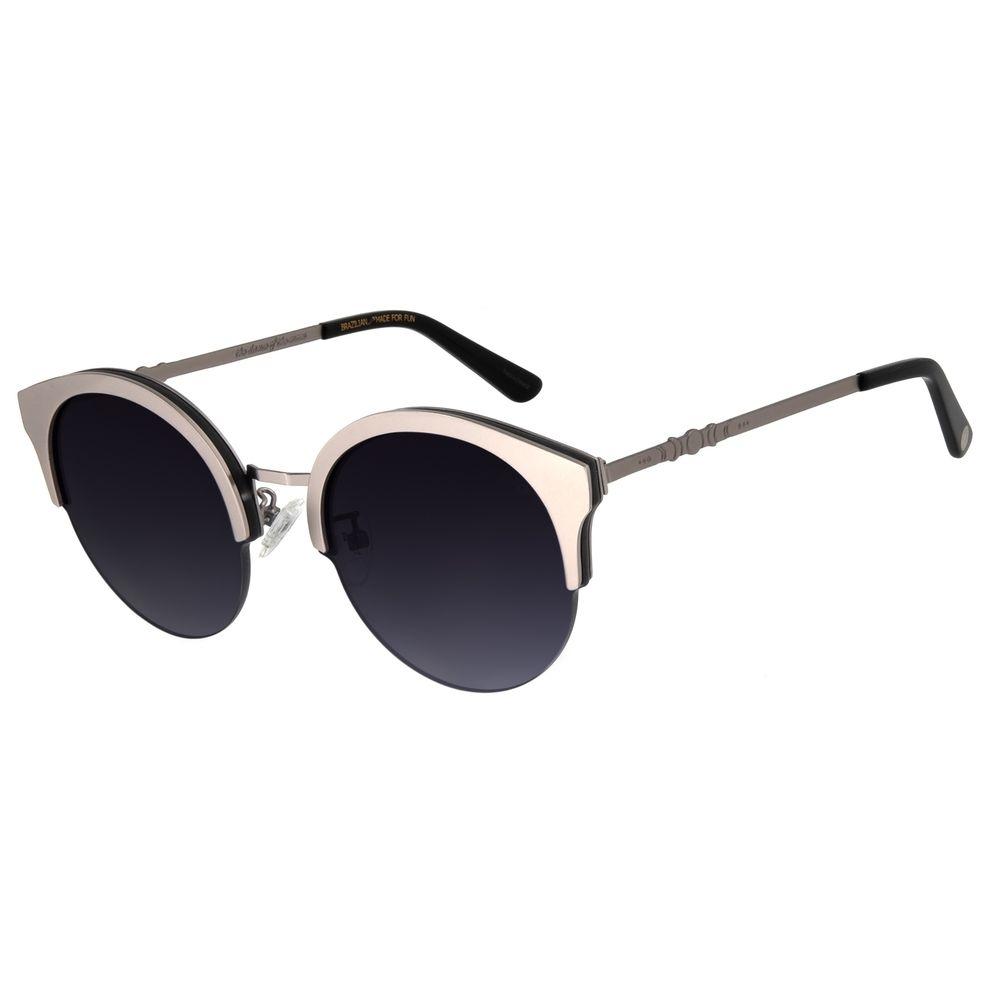 Óculos de Sol Feminino Chilli Beans Signos Lua Ônix OC.MT.2744-2022