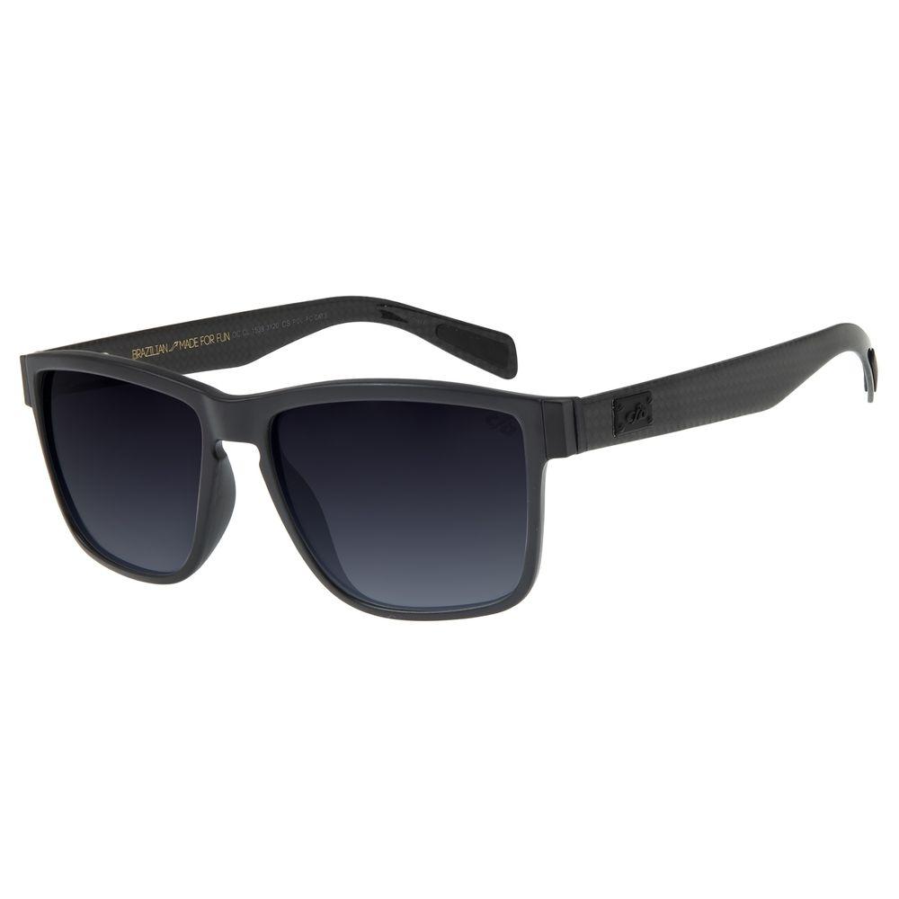 Óculos de Sol Masculino Chilli Beans Polarizado Degradê OC.CL.1539-3120