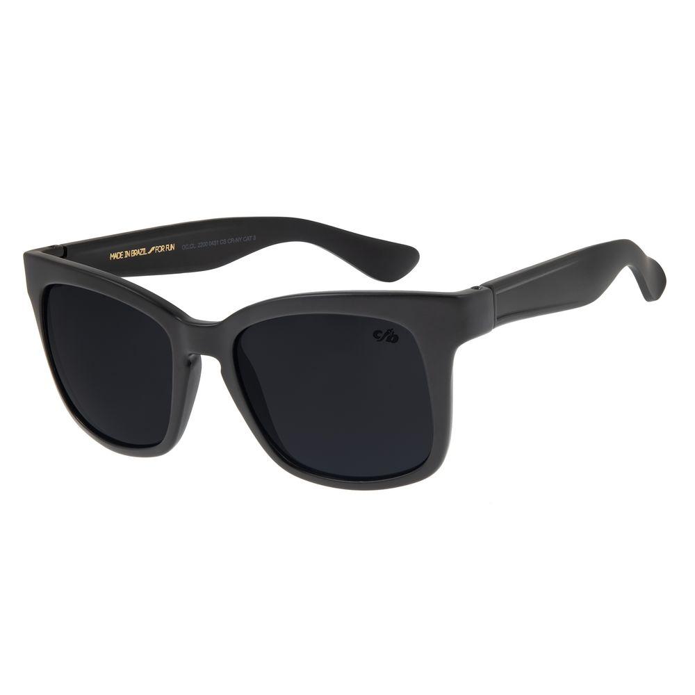 Óculos de Sol Feminino Chilli Beans Quadrado Fosco OC.CL.2200-0431