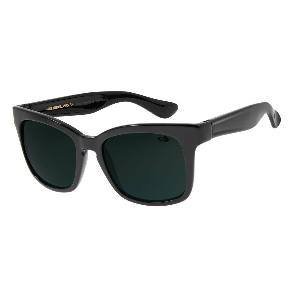 Óculos de Sol Feminino Chilli Beans Quadrado Brilho OC.CL.2200-1530